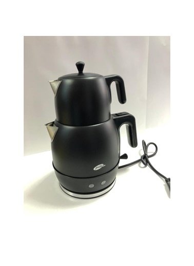 Goldmaster GM-7320S Fulya 2200 Watt Elektrikli Çaycı Siyah Siyah